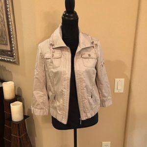 White House Black Market Lightweight Jacket!